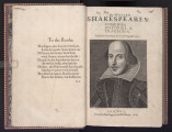 Mr. VVilliam Shakespeares comedies, histories, & tragedies. Published according to the true originall copies